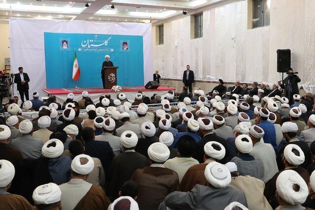 روحانی: از همه توان برای افزایش رفاه و کاهش رنج مردم بهره میبریم