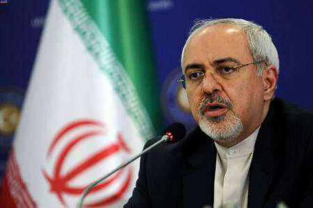 ظریف: پومپئو حق دخالت در ارتباط ایران و عراق را ندارد