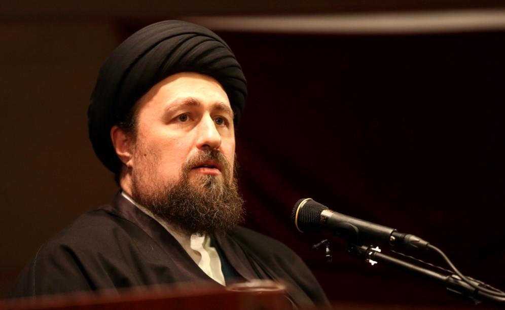 سید حسن خمینی: یک ملت احتیاج به عزت، غیرت و غرور دارد