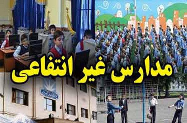 قوانین مدارس دولتی و مدارس غیردولتی,نهاد های آموزشی,اخبار آموزش و پرورش,خبرهای آموزش و پرورش
