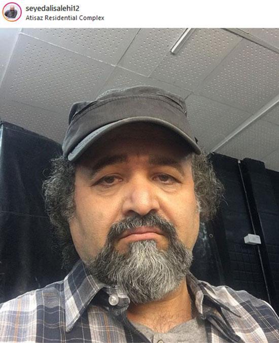 علی صالحی,اخبار هنرمندان,خبرهای هنرمندان,بازیگران سینما و تلویزیون