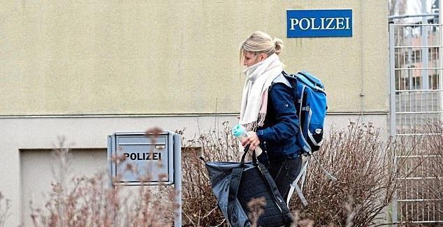 پلیس زن آلمان,اخبار جالب,خبرهای جالب,خواندنی ها و دیدنی ها