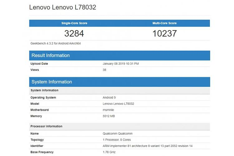 لنوو Z5 Pro GT,اخبار دیجیتال,خبرهای دیجیتال,موبایل و تبلت