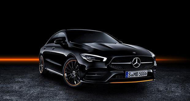 خودرو Mercedes Benz CLA 2020,اخبار خودرو,خبرهای خودرو,مقایسه خودرو