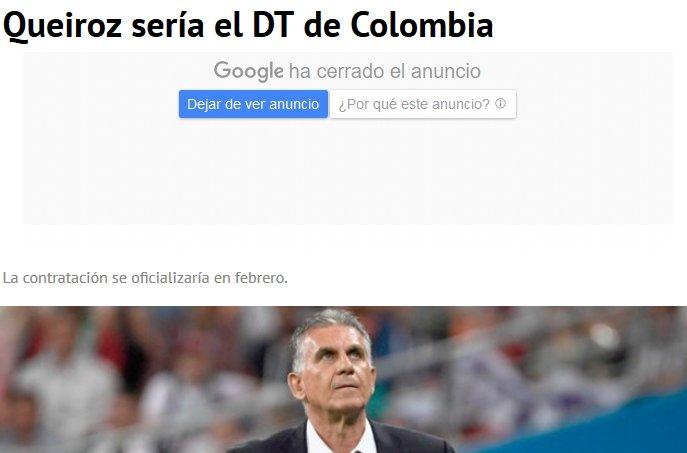 کارلوس کیروش,اخبار فوتبال,خبرهای فوتبال,اخبار فوتبال جهان