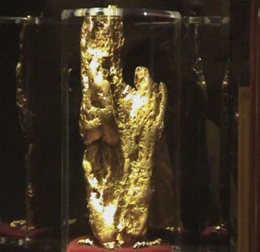 طلاهای بزرگ جهان,اخبار جالب,خبرهای جالب,خواندنی ها و دیدنی ها