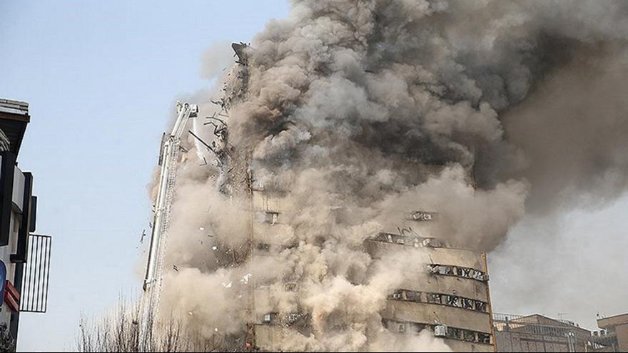 پلاسکو دو سال پس از آتش سوزی؛ تنها ۳۴ نفر از کسبه موفق به اخذ تسهیلات وام شدند