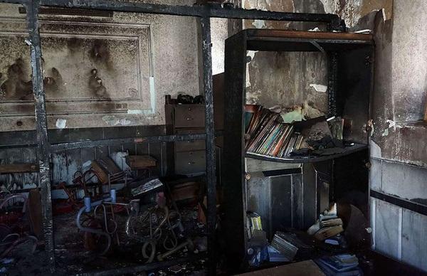 حادثه آتش سوزی مدرسه زاهدان,نهاد های آموزشی,اخبار آموزش و پرورش,خبرهای آموزش و پرورش