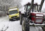 بارش برف,اخبار حوادث,خبرهای حوادث,حوادث طبیعی