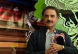 احمد امینی,اخبار هنرمندان,خبرهای هنرمندان,اخبار بازیگران