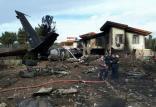 سقوط هواپیمای ارتش,اخبار حوادث,خبرهای حوادث,حوادث