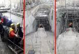 سقوط کارگران در تبریز,کار و کارگر,اخبار کار و کارگر,حوادث کار