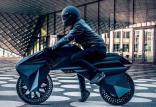 موتورسیکلتی ساخته شده با چاپگر سهبعدی,اخبار خودرو,خبرهای خودرو,وسایل نقلیه