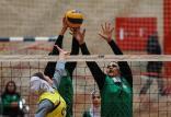 هفته هشتم لیگ برتر والیبال بانوان,اخبار ورزشی,خبرهای ورزشی,ورزش بانوان