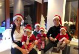 کریستیانو رونالدو و خانواده در کریسمس,اخبار ورزشی,خبرهای ورزشی,اخبار ورزشکاران