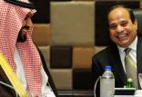 عبدالفتاح سیسی و محمد بن سلمان,اخبار سیاسی,خبرهای سیاسی,خاورمیانه