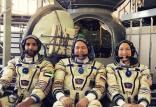 پرواز فضانورد امارات,اخبار علمی,خبرهای علمی,نجوم و فضا