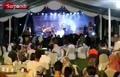 فیلم/ لحظه وقوع سونامی هنگام اجرای کنسرت در اندونزی