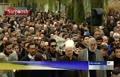 فیلم/ وداع با پیکر حسین محب اهری