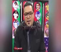 ویدئو/ واکنش گزارشگر افغانستانی به حرفهای انصاریان