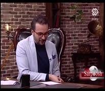 فیلم/ پاسخ بهرام عظیمی به سوال عجیب محمد سلوکی