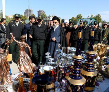 تصاویر کشفیات عجیب یک عملیات پلیسی در اصفهان,عکس های کشفیات قاچاق پلیس اصفهان,تصاویر اجناس قاچاق کشف شده توسط پلیس اصفهان