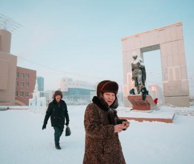 تصاویر شهر یاکوتسک,عکس های دیدنی از شهر یاکوتسک,عکس های شهری در جنوب سیبری