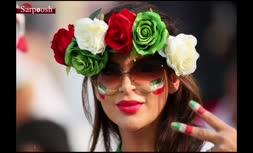 ویدئو/ تماشاگران زن جام ملتهای آسیا ۲۰۱۹ (۲)
