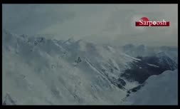فیلم/ مرسدس بنز و شگفتانگیزهای زمستانی!