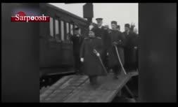 فیلم/ ۹۹ سال قبل، سفر احمد شاه قاجار به انگلیس