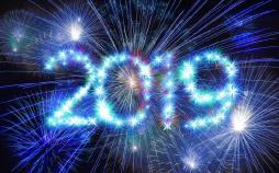 تصاویر جشن سال 2019 در جهان,عکس های جشن سال نوی میلادی 2019 در جهان,عکس های جشن سال جدید 2019