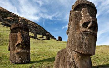 مجسمههای جزیره ایستر,اخبار جالب,خبرهای جالب,خواندنی ها و دیدنی ها