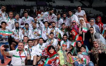 مدالآوران بازیهای آسیایی ۲۰۱۸
