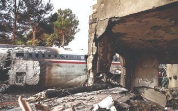 سقوط هواپیما بویینگ ٧٠٧,اخبار حوادث,خبرهای حوادث,حوادث