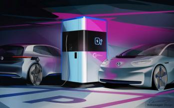 شارژ خودروی برقی,اخبار خودرو,خبرهای خودرو,بازار خودرو