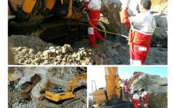 مرگ در معدن سنگ ایجرود,کار و کارگر,اخبار کار و کارگر,حوادث کار