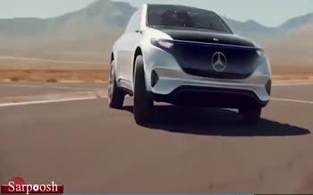 فیلم/ تبلیغ جالب خودرو بنز