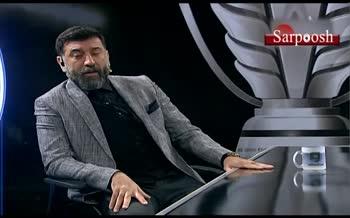فیلم/ واکنش علی انصاریان به اظهارات جواد خیابانی علیه کیروش
