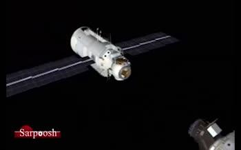 فیلم/ خانه فضانوردان در مدار زمین چگونه ساخته شد؟