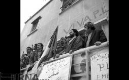 تصاویر سفر یاسر عرفات به تهران,عکس های یاسر عرفات در تهران,عکسهای رهبر جبهه آزادی بخش فلسطین