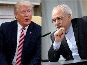 ترامپ در توییت فارسی: ایرانی ها مدتها است در رنج به سر می برند/ واکنش ظریف به اظهارات ترامپ