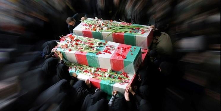 شهدای حادثه تروریستی حمله به اتوبوس کارکنان سپاه,اخبار سیاسی,خبرهای سیاسی,دفاع و امنیت