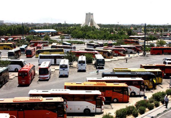 پایانه مسافری غرب تهران,اخبار اجتماعی,خبرهای اجتماعی,شهر و روستا