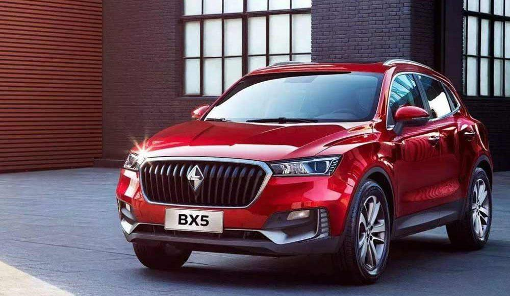 بورگوارد BX5,اخبار خودرو,خبرهای خودرو,مقایسه خودرو