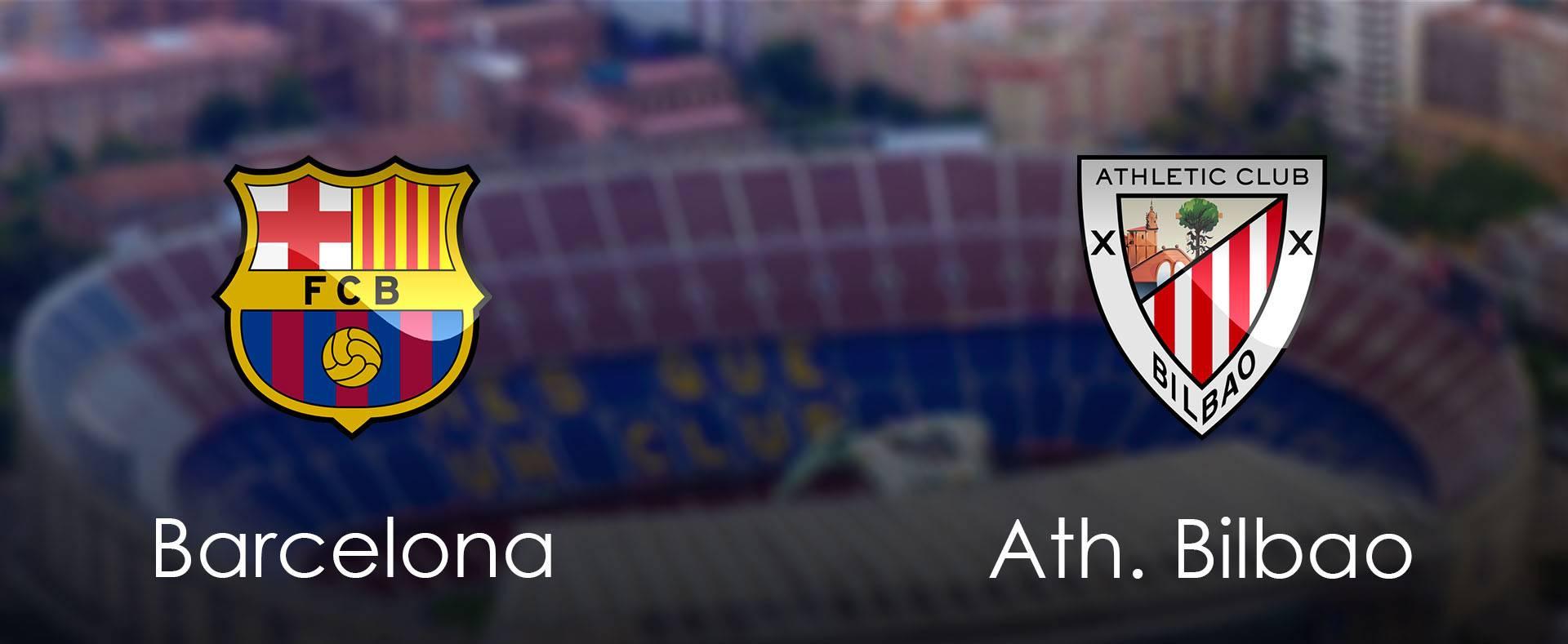 بازی اتلتیکو بیلبائو و بارسلونا,اخبار فوتبال,خبرهای فوتبال,اخبار فوتبال جهان