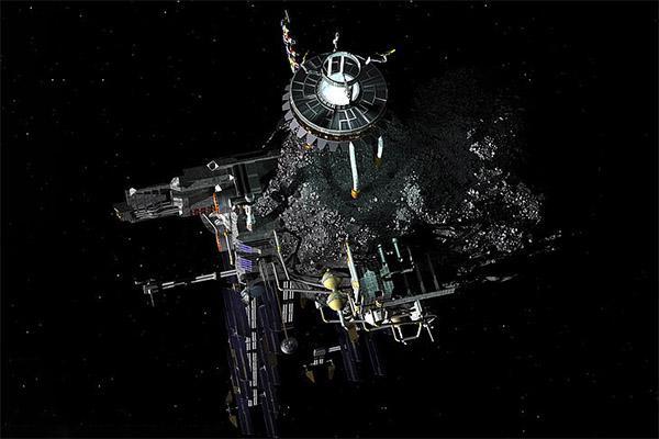 ایستگاه فضایی,اخبار علمی,خبرهای علمی,نجوم و فضا
