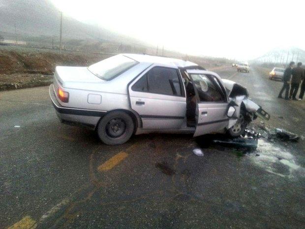 تصادف جاده ساوه تهران,اخبار حوادث,خبرهای حوادث,حوادث