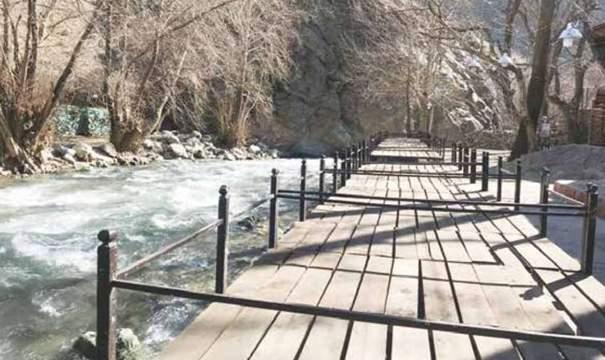 رودخانه کن,اخبار اجتماعی,خبرهای اجتماعی,شهر و روستا