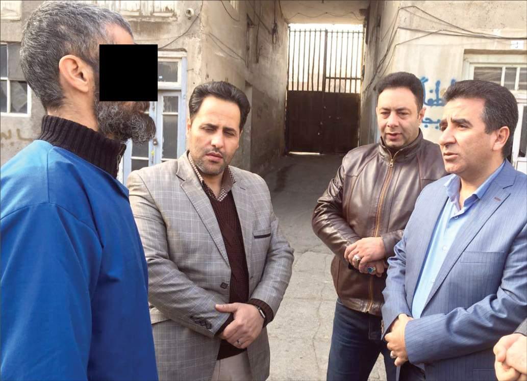 قتل نگهبان کاروان سرا,اخبار حوادث,خبرهای حوادث,جرم و جنایت