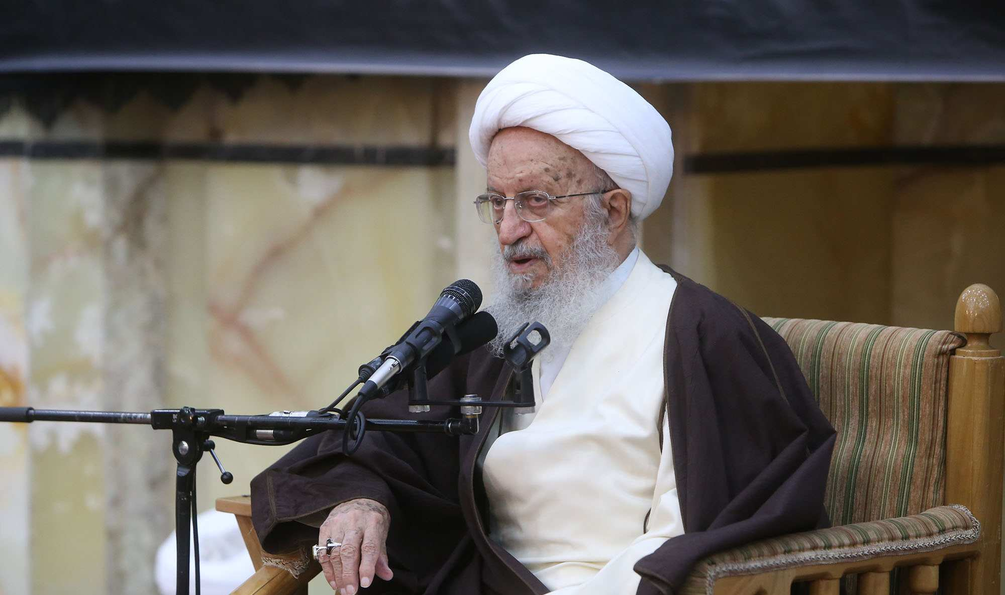 ناصر مکارم شیرازی,اخبار سیاسی,خبرهای سیاسی,اخبار سیاسی ایران